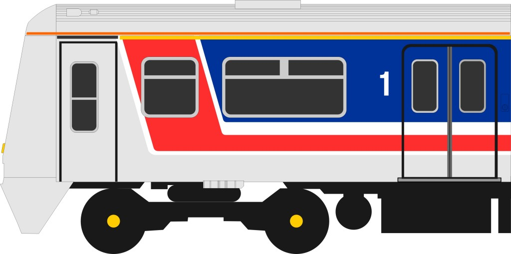 Livery 321 NSE 150
