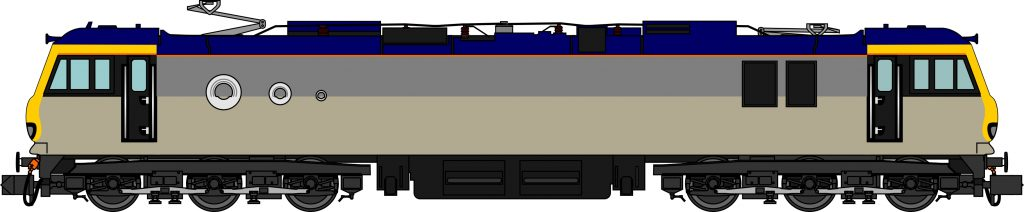 Class 92 unnumbered