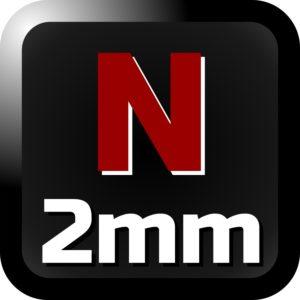 2mm/N gauge